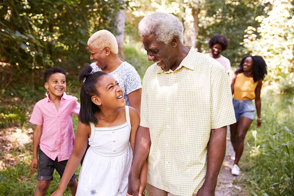 multi-generation-black-family-walking-in-forest-cl-1024